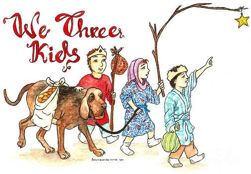 We Three Kids by Sara Alexander Munoz