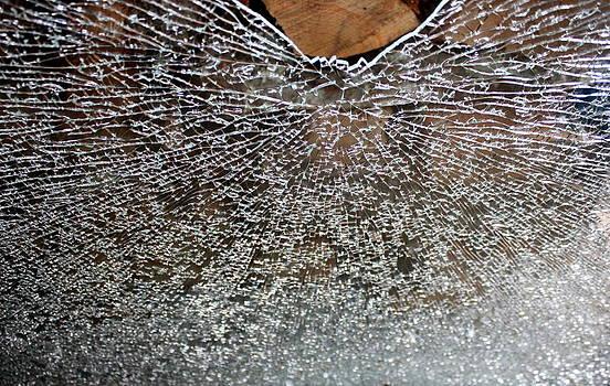 Annie Babineau - web of glass