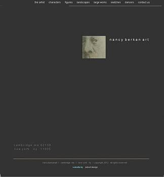 Website Frontspiece by Nancy Berkan