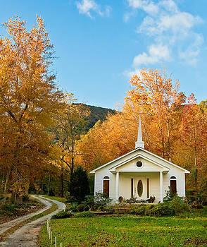 Wedding Chapel by Charles Fletcher