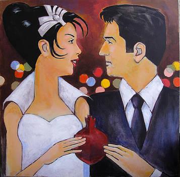 Wedding by Mehrdad Sedghi