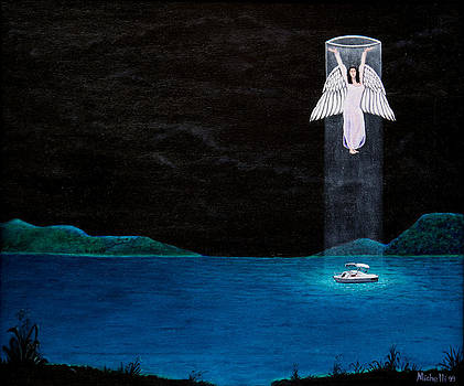 Wednesday Island Angel by Joe Michelli