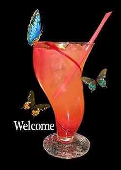 Welcome by Myrna Migala