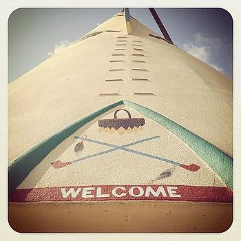 Welcome Teepee by Love Bird Photo