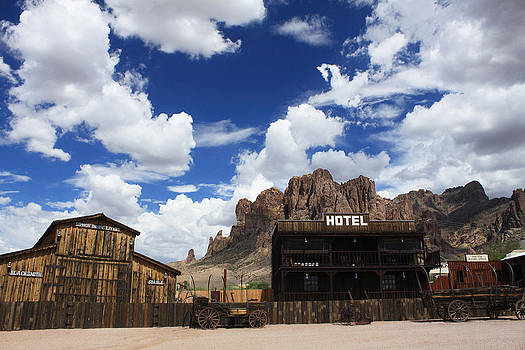 Welcome to the Hotel Superstitions by Gary Kaylor