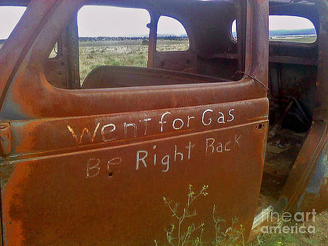 Went For Gas by Juls Adams
