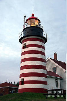 Brenda Giasson - West Quoddy Lighthouse