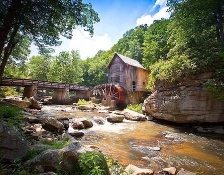 West Virginia Mill by Darren Strubhar