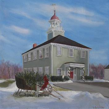 Westford Museum by Laurie G Miller