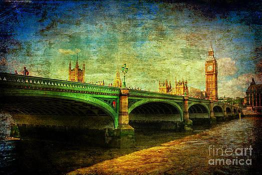 Yhun Suarez - Westminster Bridge And Big Ben