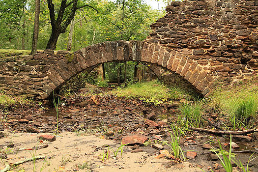 Weymouth Furnace Park by George Miller