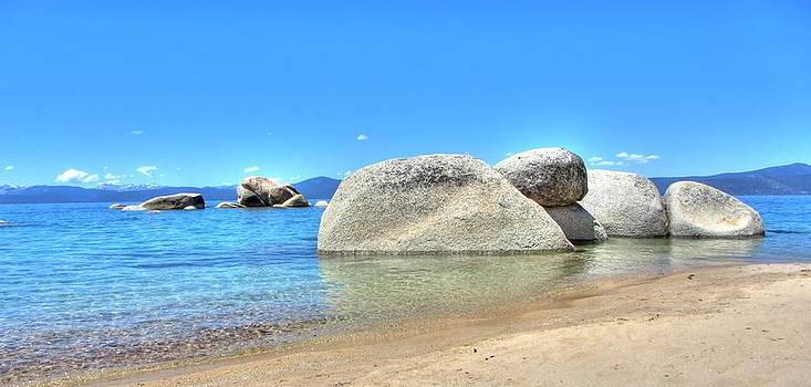 Whale Beach North Lake Tahoe by Brad Scott