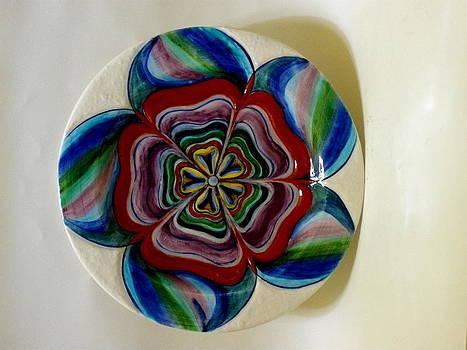 Wheel of fortune by Yildiz Ibram