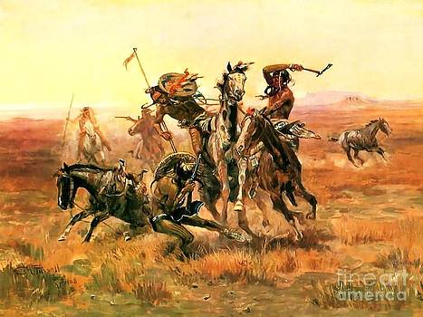 Reproduction - When Blackfeet meet Sioux