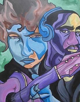 When I Flow 4 Da Streets by Jason JaFleu Fleurant