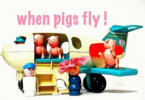 When Pigs Fly by Ricky Sencion