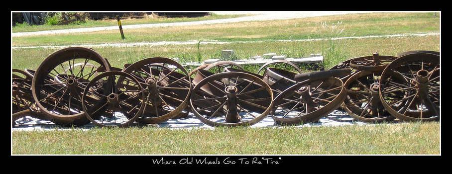 David Dunham - Where Old Wheels Go To ReTIRE