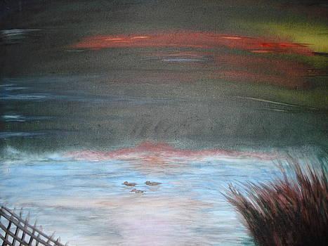 Where The Life Meets The Horizon by Prasenjit Dhar