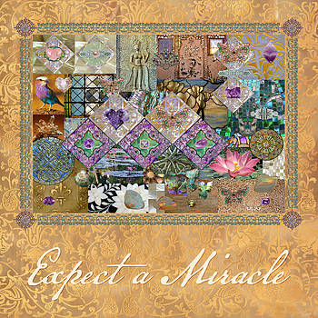 Whimsical Transcendence Expect a Miracle by Susan Ragsdale