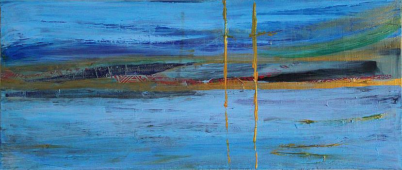 Whispering Sea by Samar Asamoah