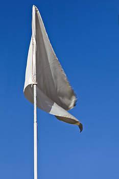 Kantilal Patel - White Flag
