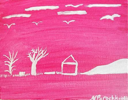 White Hill by Natalee Parochka