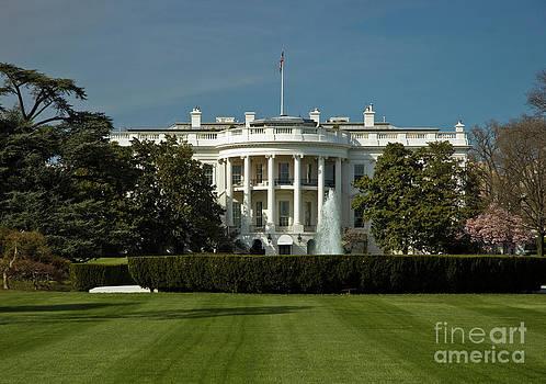 Tim Mulina - White House up close
