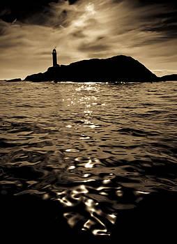 White Island Light by Ken Kartes