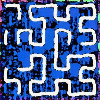 Dee Flouton - White Maze