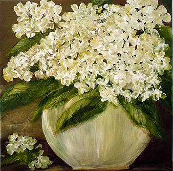 White on White by Barbara Pirkle