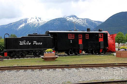 Sophie Vigneault - White Pass Train Skagway