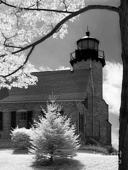 Jeff Holbrook - White River Station Lighthouse