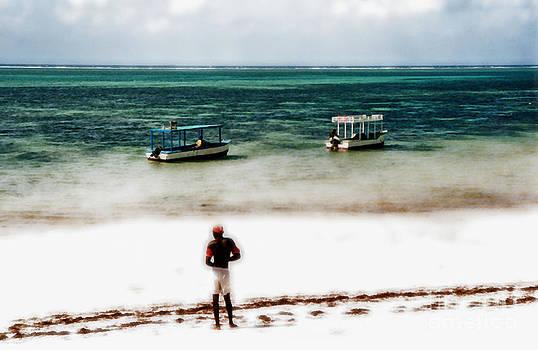 Gwyn Newcombe - White Sands of Mombasa
