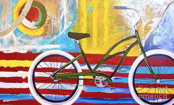 White Wall Tires by Nancy Hilliard Joyce