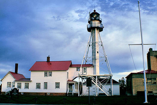 Matthew Winn - Whitefish Point Lighthouse