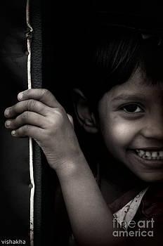 Who me? by Vishakha Bhagat