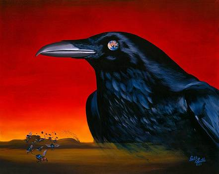 Whos Going To Eat Crow by Beth Smith