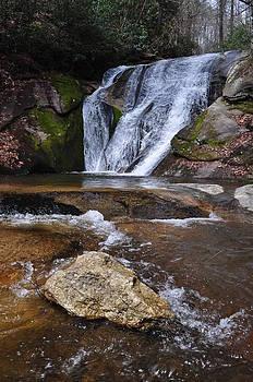 Widow Creek Falls by Jeff Moose