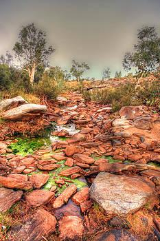 Wiggley Rock by James Mcinnes