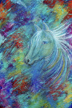 Wild and Free by The Art With A Heart By Charlotte Phillips