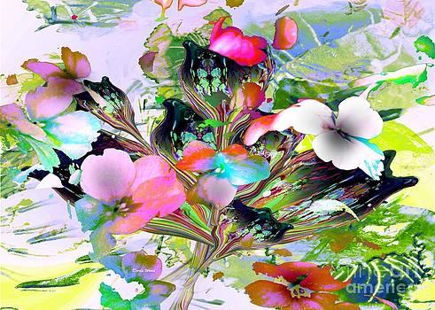 Wild Flowers by Doris Wood