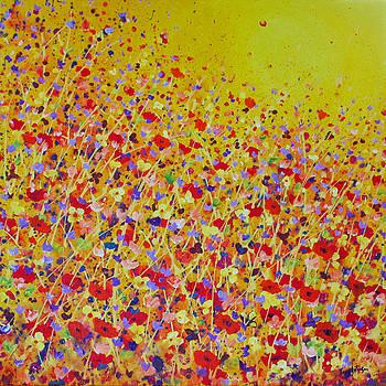 Wild Flowers by Tony Johnson