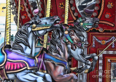 Heather Applegate - Wild Horses
