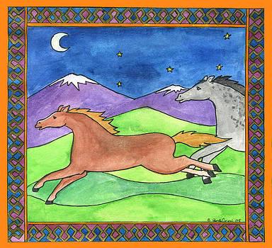 Wild Horses by Pamela  Corwin