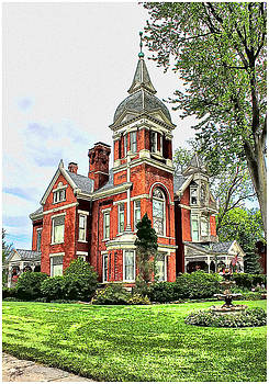 William L. Carlin House by Tom Schmidt