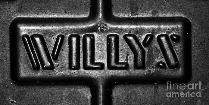 Willys Emblem by Juls Adams