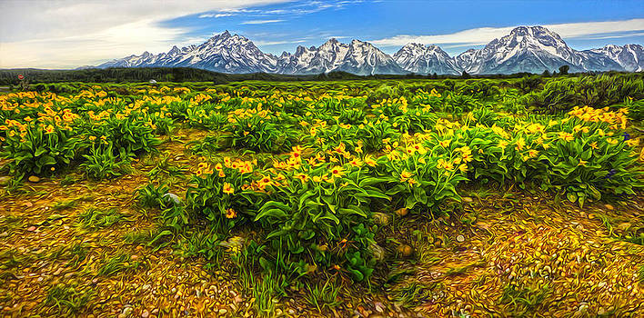 Gregory Dyer - Wind River Range in West Central Wyoming - 03