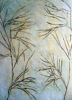 Wind Swept Grass by Melynnda Smith