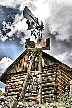 Windmill by Donald Tusa