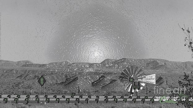 Feile Case - Windmill Glowin Landscape